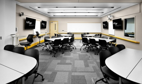 Drake Systems Group completes UCSF project