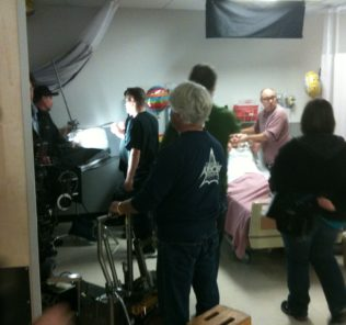 Medical Simulation Production Event