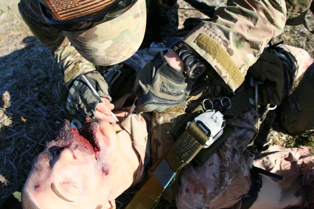 Tactical Operations Medical Manikin