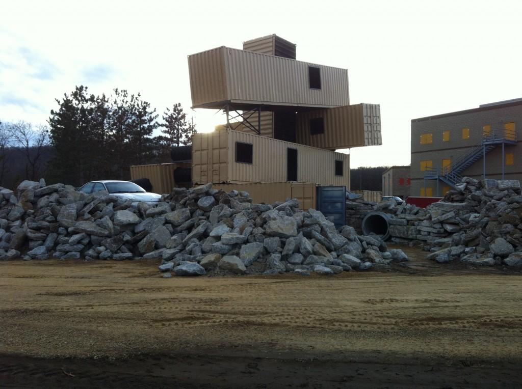 structure collapse simulator