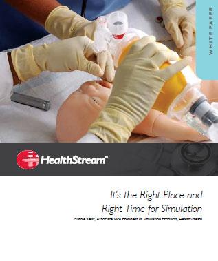 medical simulation 2013