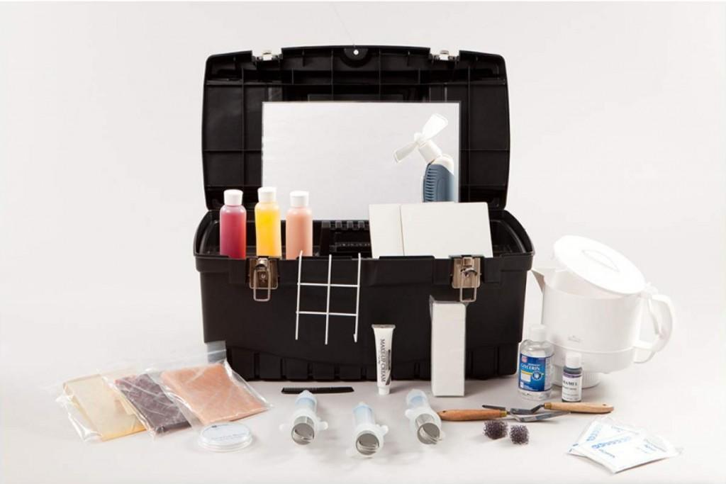 moulage kit advanced