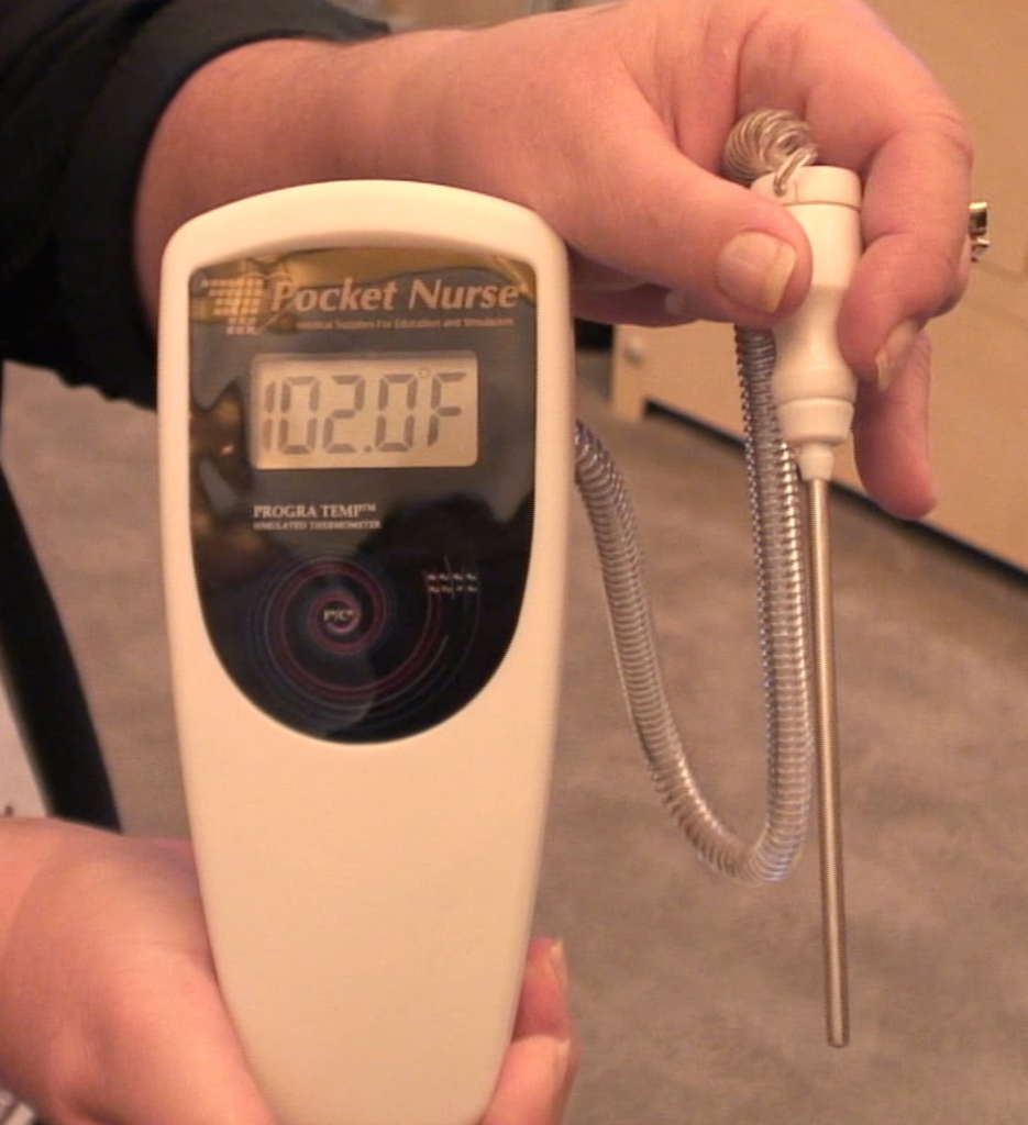 programmable thermometer