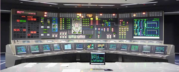 nuclear power simulator