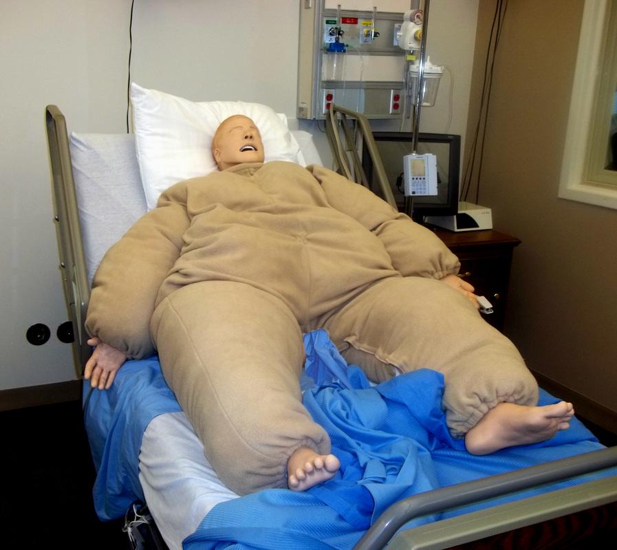 simusuit obesity simulation