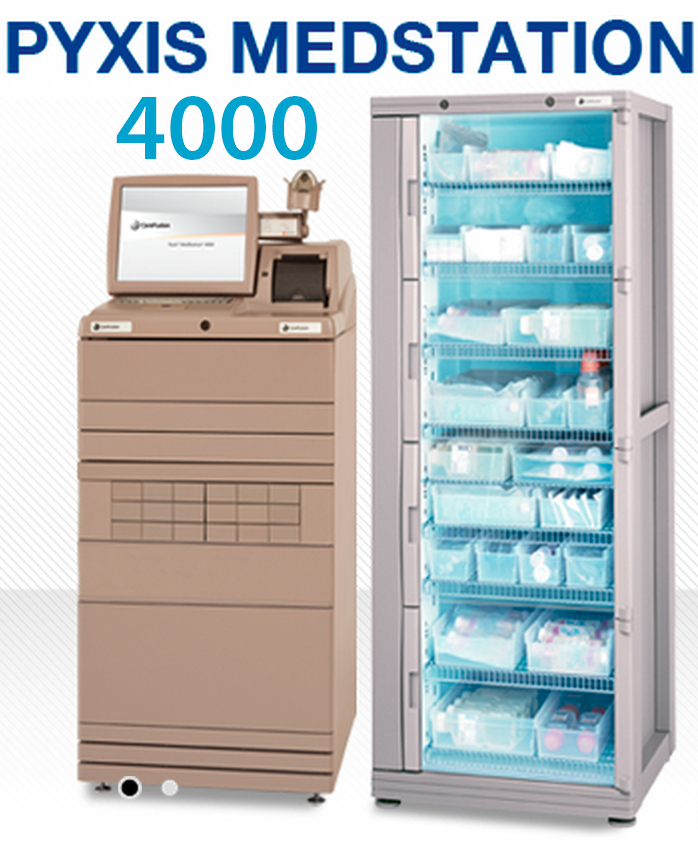 pyxis medstation 4000