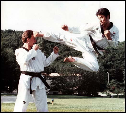 healthcare simulation martial arts training