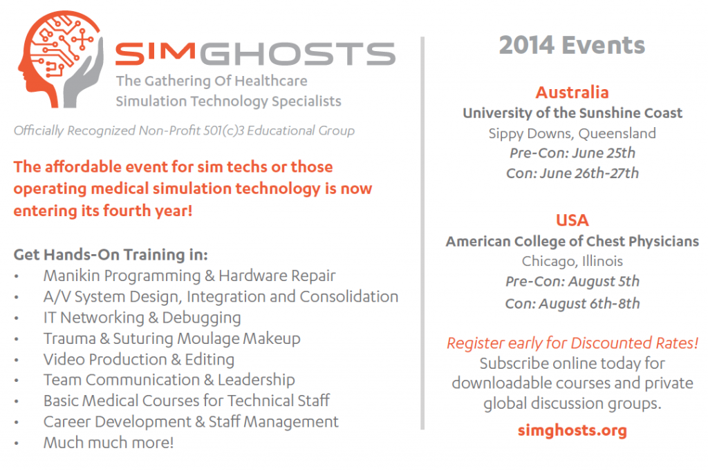 simghosts 2014 flyer