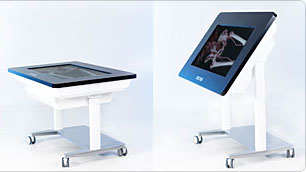 medical visualization table