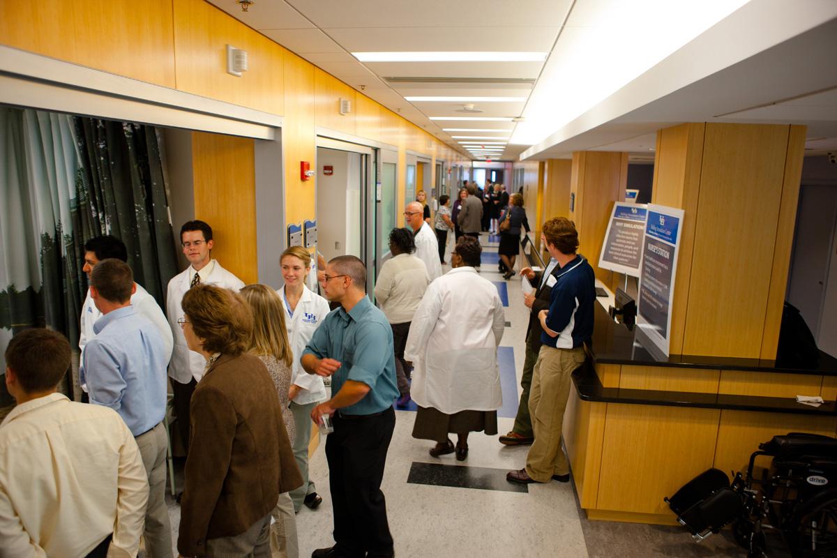 medical simulation tours