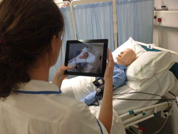 augmented reality medical simulation