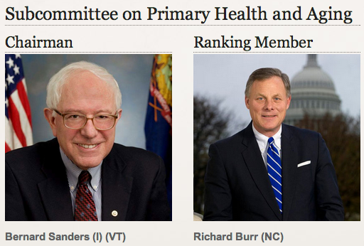 Subcommittee on Primary Health and Aging on medical errors