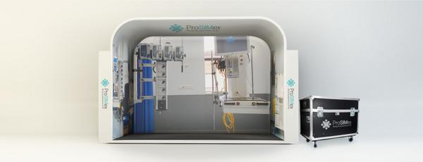 prosimex mobile simulation lab