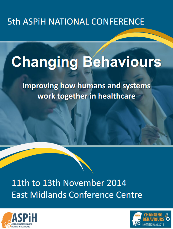 healthcare simulation uk conference 2014