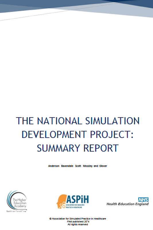 aspih uk national simulation summary report