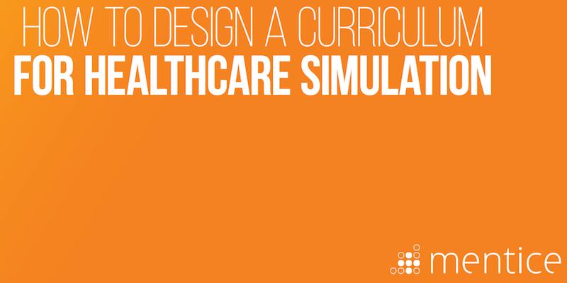 how to develop medical simulation cirriculum