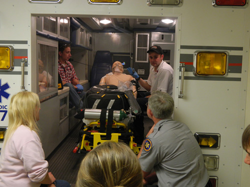 ems simulation research