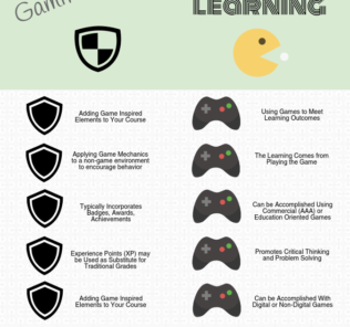 Gamification vs Game Based Learning