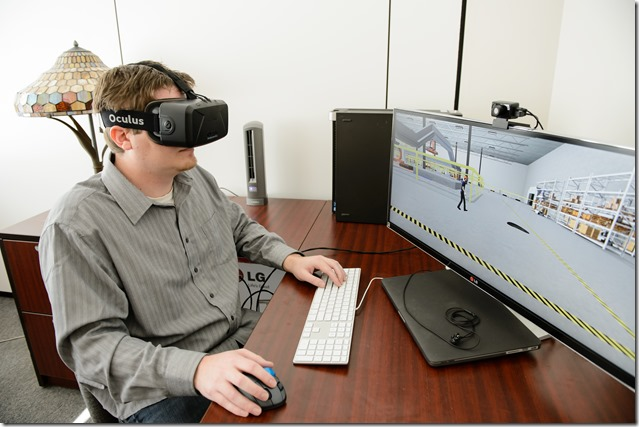 vr simulation manufacturing