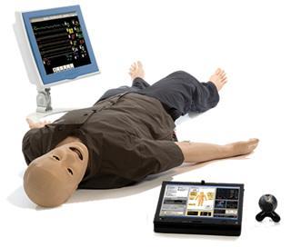 medical simulator orientation