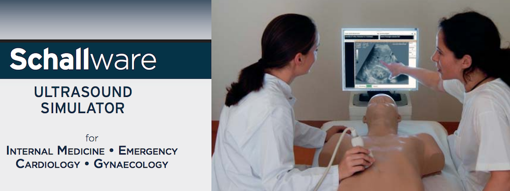 ultrasound simulator from schallware