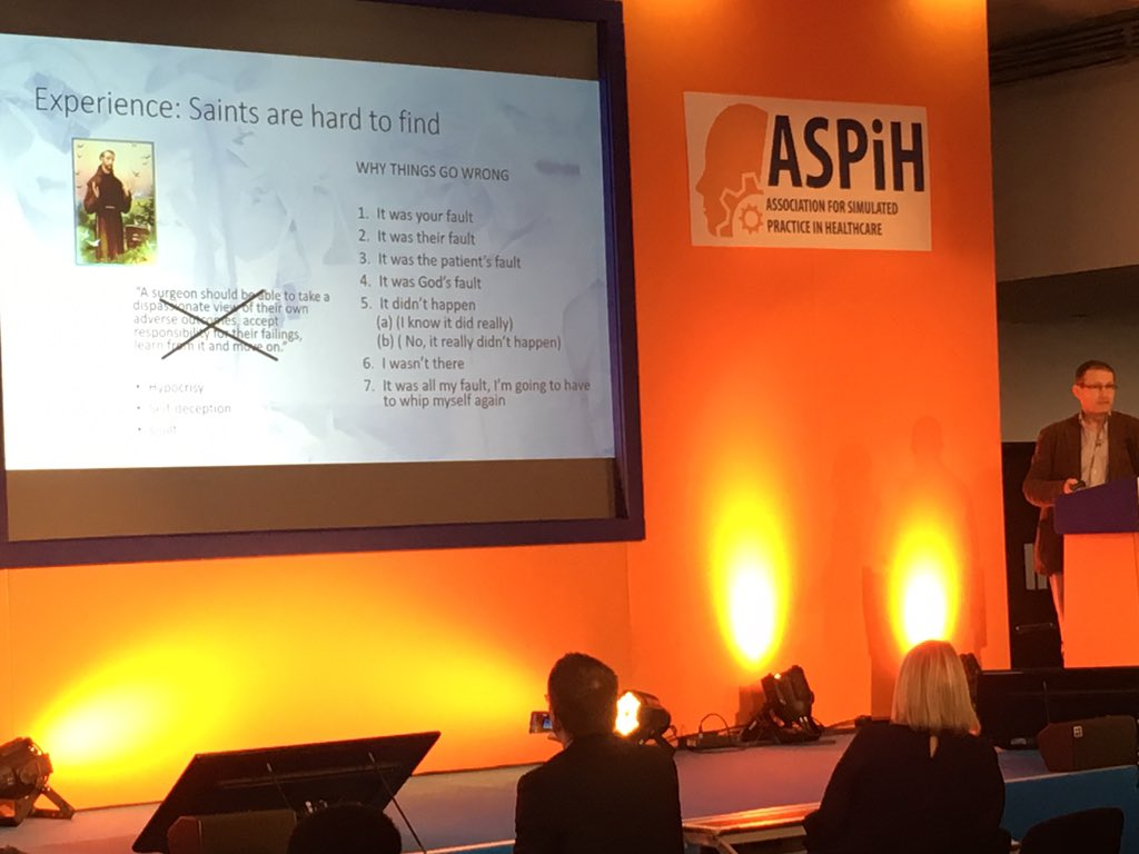 aspih simulation conference uk