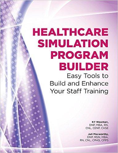 healthcare simulation program builder