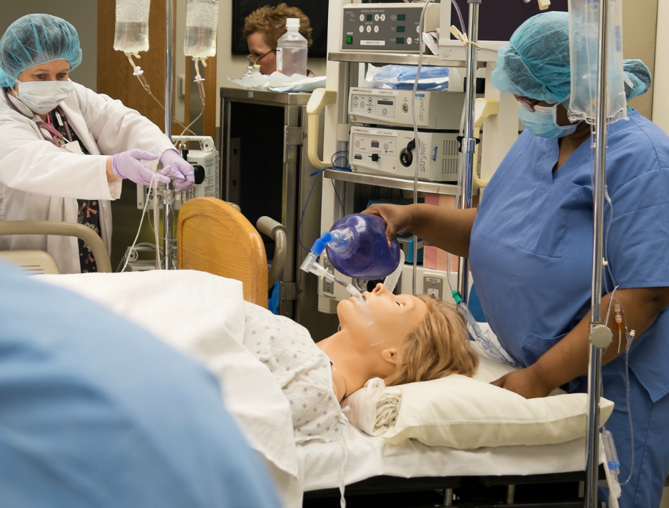 long medical simulations