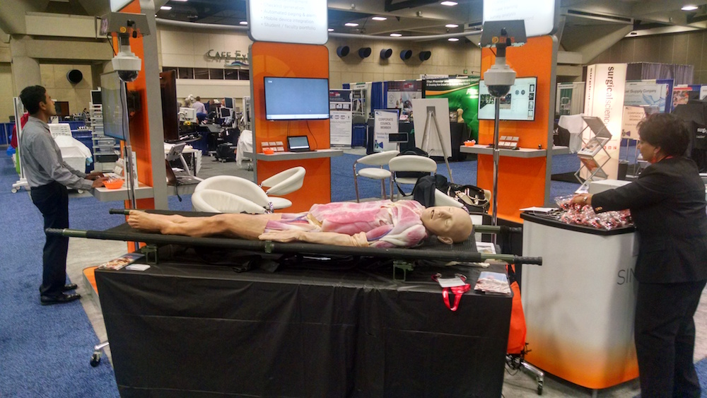 syndaver recording simulationiq