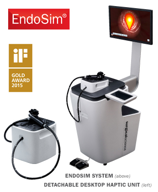 endosim from surgical science