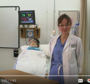 clinical simulation orientations