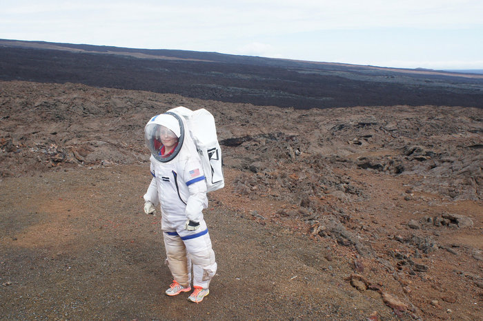 simulated mission to mars