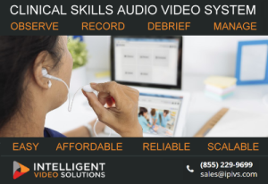 Intelligent Video Solutions Brings Robust A/V Recording & Debriefing Systems To Healthcare Simulation