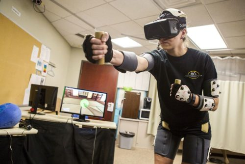 Immersive Media Initiative uses virtual reality to train medical students