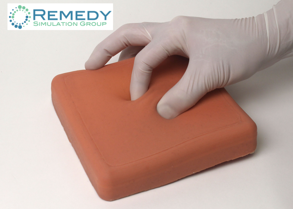 remedysim injection pad simulator
