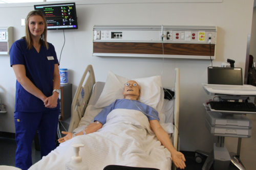 Western's new robots offer nursing students life-like medical experience