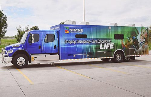 Norfolk to be home of new 'Simulation in Motion' truck
