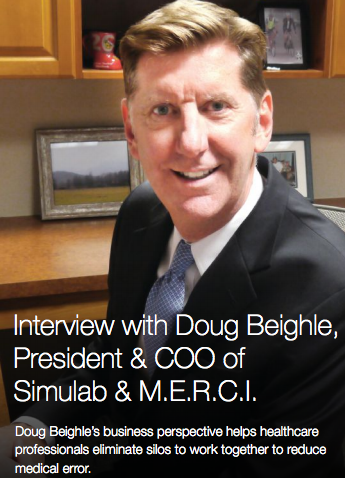 doug beighle healthcare training magazine
