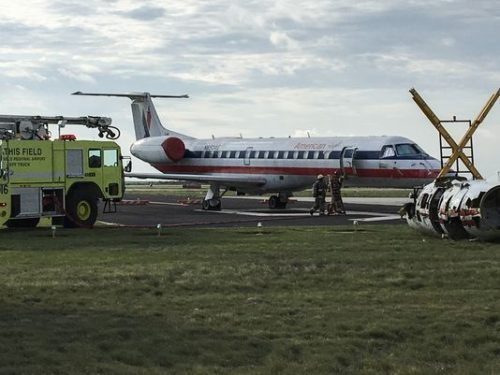 Airport hosts simulated crash exercise for emergency preparedness training