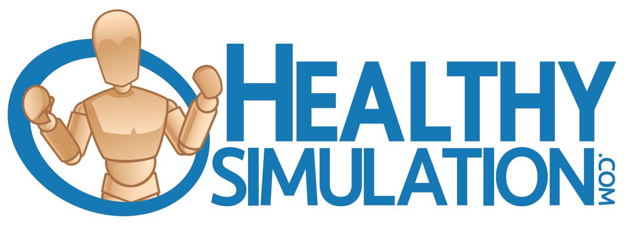 New HealthySim Logo