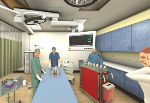 Virtual Reality Is Medical Training's Next Frontier