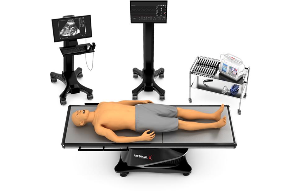 adamx medical simulator