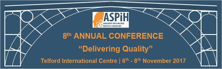 aspih uk healthcare simulation conference