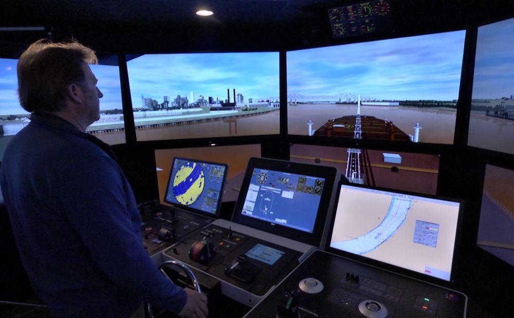 mti simulator ship