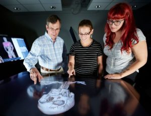 New UNLV School of Medicine Utilizes Power of Virtual Anatomy With SECTRA Tables