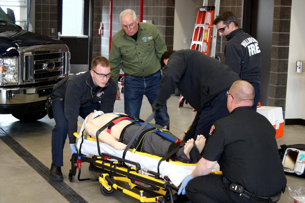communication training in ems