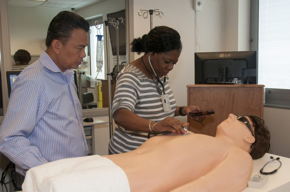 news in healthcare simulation