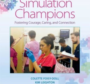 simulation champions fostering courage, caring, and connection