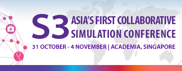 singapore healthcare simulation event