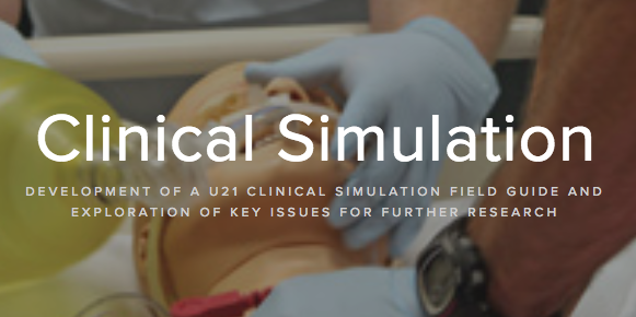 clinical simulation guide
